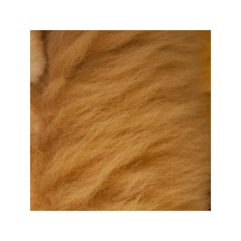 huge baby alpaca fur rug