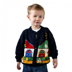 Children's Kancha Jumper