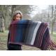Colourful shawls