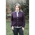 Ladies Saco Cardigan