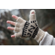 Fingerless Gloves with Top
