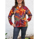 Intarsia Lucy Jacket