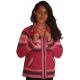 Inca Fleeced Collared Jackets