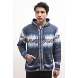 Inca Fleeced Hood Jacket