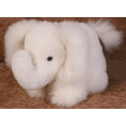 Alpaca Fluffy Elephant