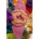 Lauren Knitting