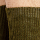 Olive Casual Alpaca Socks