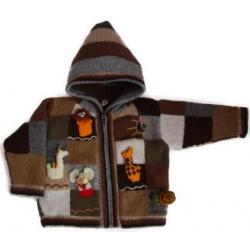 Fleece Lined Jacket Natural