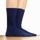 Casual Alpaca Navy Socks