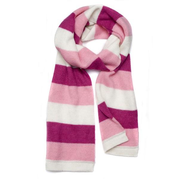 Pink Stripy