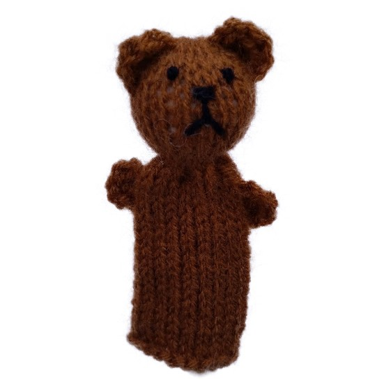 Teddy Bear-browny