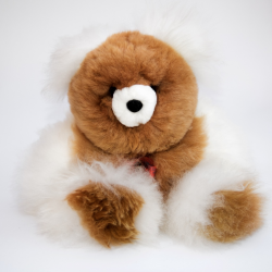 Baby Alpaca Fur Bear