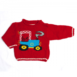 Children's Waksi Tractor Jumper