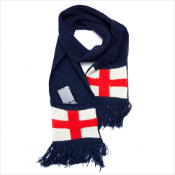 Union Jack pocket scarf