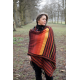 Colourful shawls