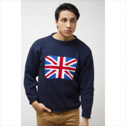 Men's Union Jack Jumper