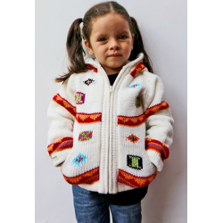 Children's Calendar Fleeced Jacket