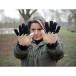 Alpaca Design Gloves