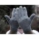 Plain Gloves
