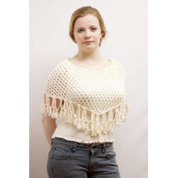 Shelah Top Poncho