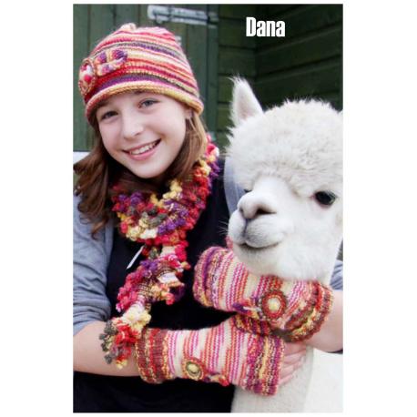 Dana Hat & Scarf Set