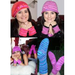 Alice, Una Hats & Socks Set
