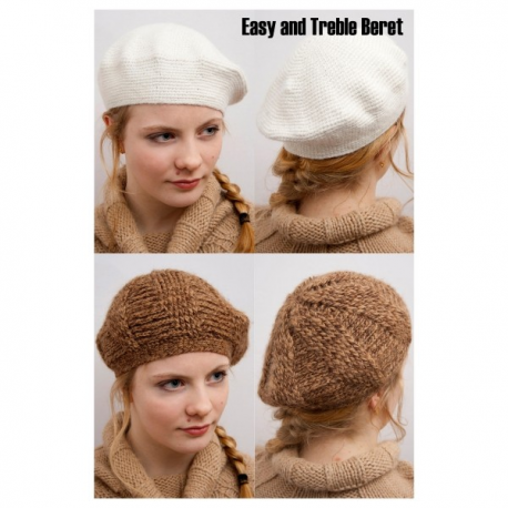 Easy & Treble Beret