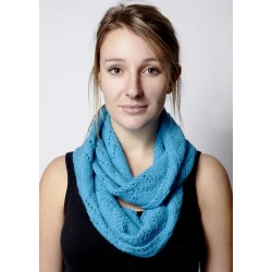 Divine Lace Cowl Knitting pattern
