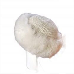 Baby Alpaca Fur Hat