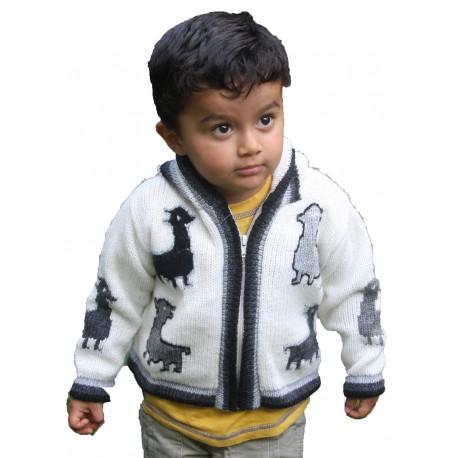 Children's Lamb Design Jacket