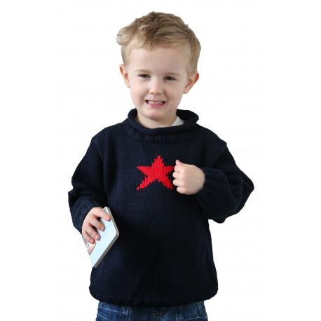 Children's Estrella Celeste Jumper