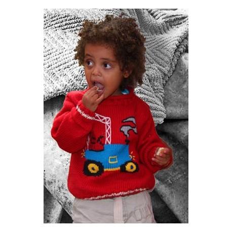 Children's Waksi Tractor Jumper