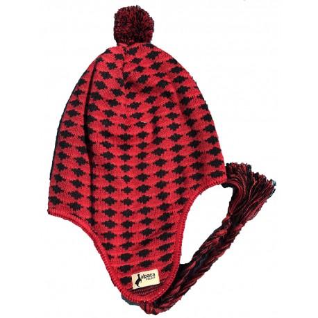 Graphics Hat  red /black