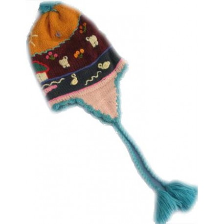 Applique Hat