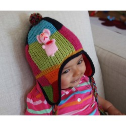 Children's Puppet Alpaca Hat