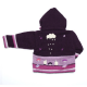 Alpaca Lined Jacket Purple