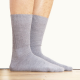 Casual Alpaca Light Grey Socks
