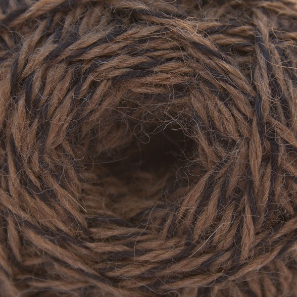 Mix Camel, Brown Cusco - Alpaca Fine 4ply Wool Yarn